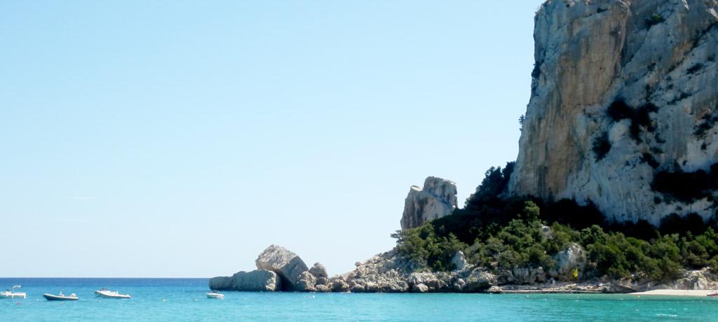 Cala Luna - Viajar a la Isla de Cerdeña