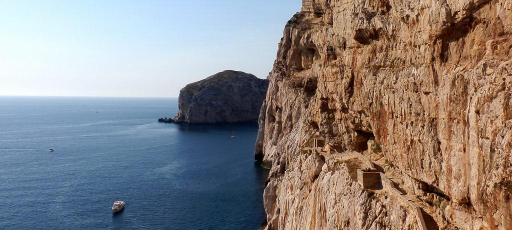 Grotta di Nettuno - Viajar a la Isla de Cerdeña