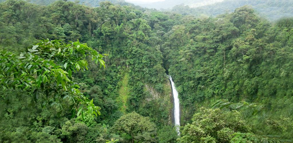 Cascada del Río Fortuna