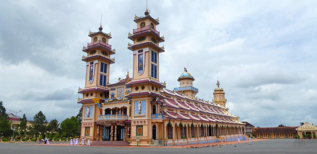 Templo de Cao Dai (Tây Ninh)