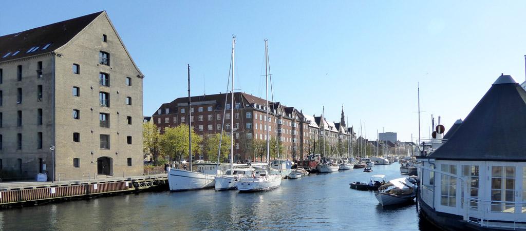 VIstas de Christianshavn