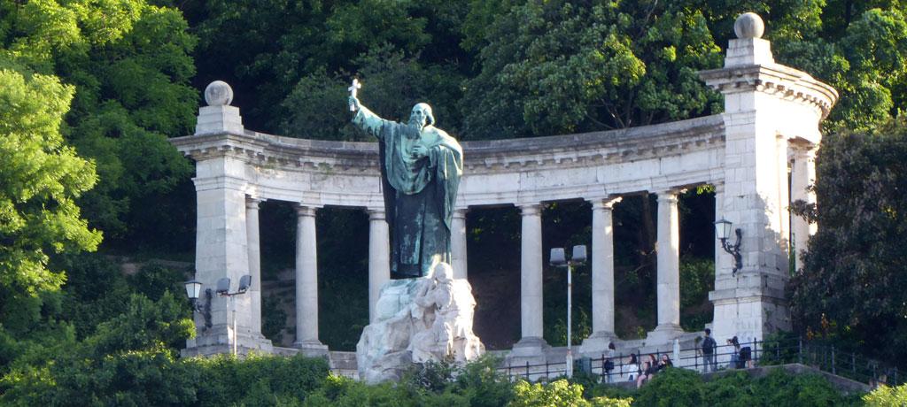 Colina de Gellért en Budapest