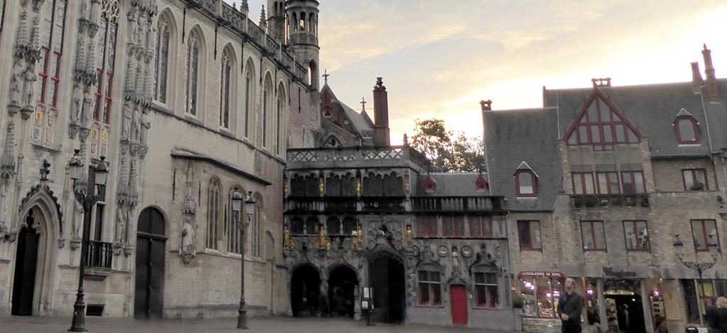 Basílica de la Santa Sangre de Brujas