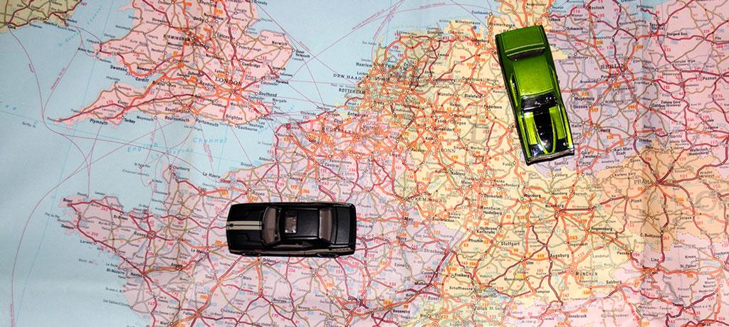 Recomendaciones para conducir en el extranjero