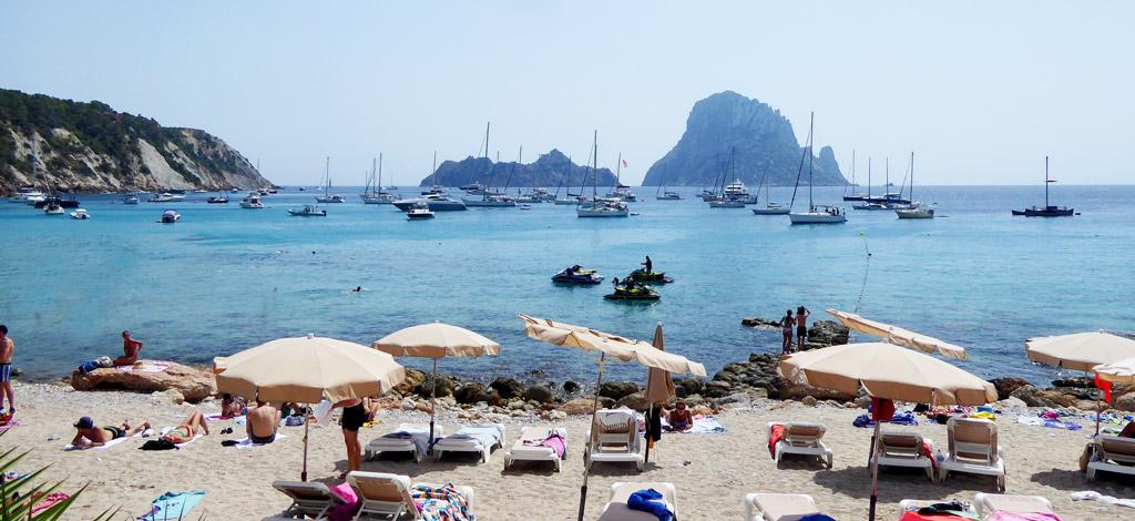 Viajar a Ibiza - Cala d'Hort