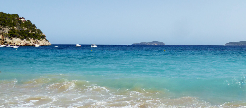 Cala Sant Vicent - Ibiza