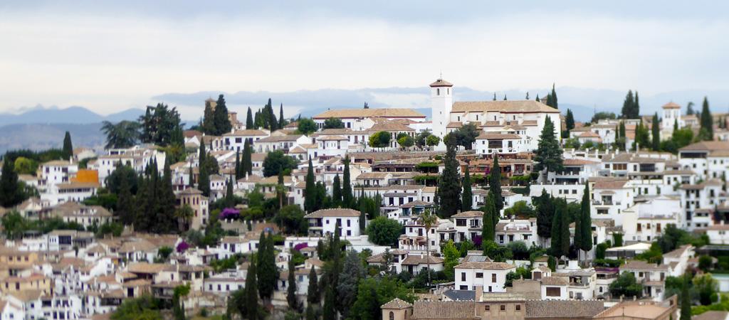 Viaja a Granada - Albayzín